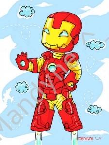 Carte Ironman