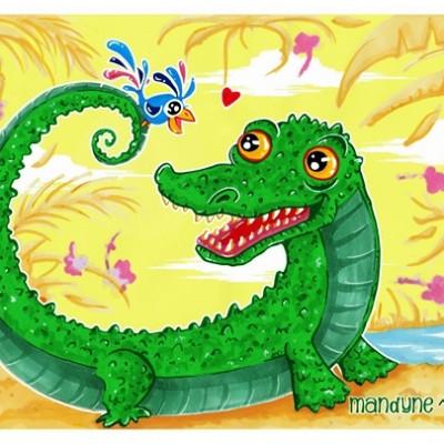 Crocrodil