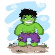 Minkee  Vert de Rage