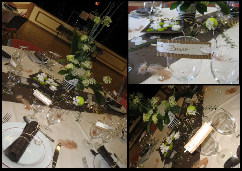 mandyne ^__^! | décoration anniversaire 40ans bubu